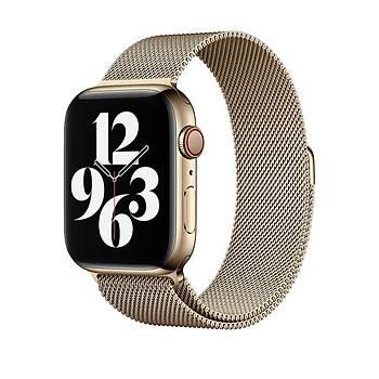 Wiwu Minalo Apple Watch 42-44 MM Uyumlu Metal Kordon
