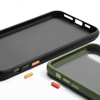 Benks Magic Smooth Apple Ýphone XS Max 6.5 Kýlýf Haki