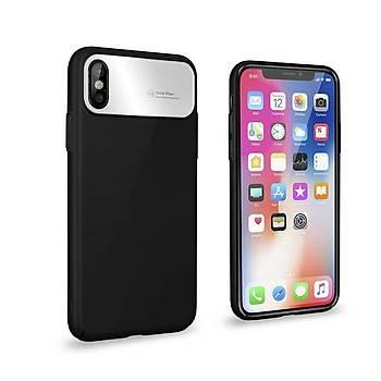 Roar Apple iPhone X/XS 5.8 Air Hard Back Cover Kýlýf Black