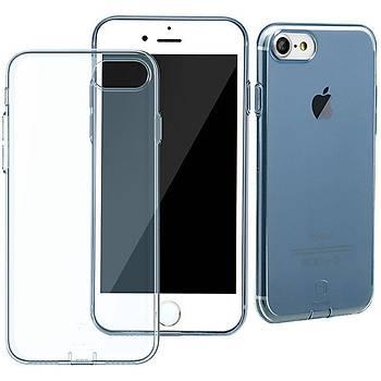 Baseus Simple iPhone 7/8 Soket Korumalý Transparan Kýlýf