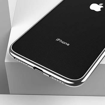 Benks Electroplating TPU Apple iPhone XR Kýlýf Black