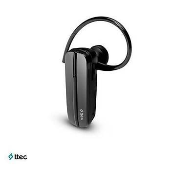Ttec Freestyle Çift Telefon Destekli Bluetooth Kulaklýk Siyah