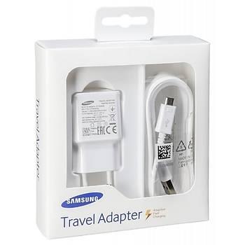 Samsung Ta20 Micro Usb Hýzlý Seyahat Þarjý-Samsung Türkiye Ürünü