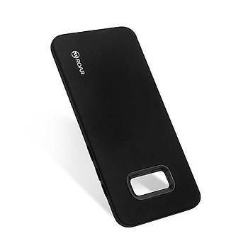 Roar Galaxy S8 Kýlýýf Rico Hybrid Case Black