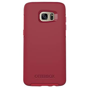 Otterbox Symmetry Samsung Galaxy S7 Edge Kýlýf Rosso Corsa Red