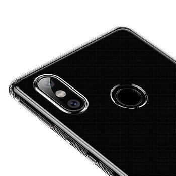 Baseus Simple Serisi Xiaomi Mi 8 SE Kýlýf Þeffaf