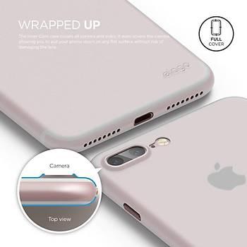 Elago iPhone 7 Plus / 8 Plus Inner Core Ultra Ýnce Kýlýf Þeffaf