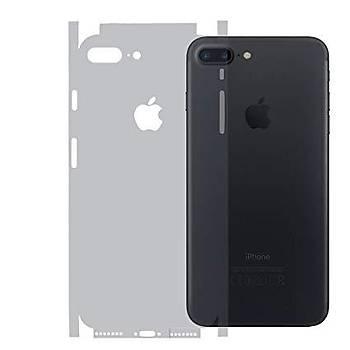 AntDesign iPhone 8 Plus TPU Arka ve Yan Yüz Koruyucu Film