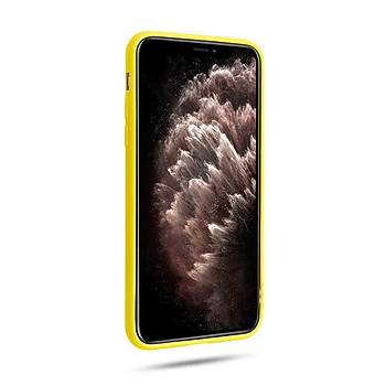 Roar All-Day Jelly Serisi Full Koruma iPhone 11 Pro Kýlýf Mor