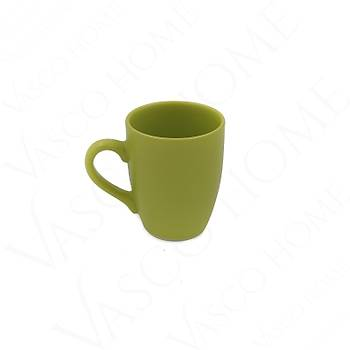Oval Renkli Kupa Yeşil