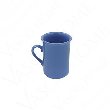 İnce Renkli Kupa Mavi