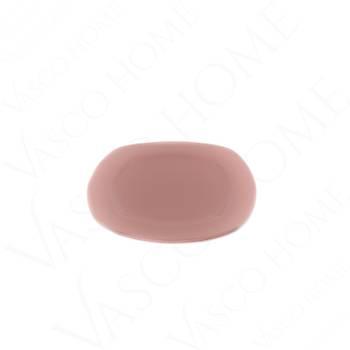 Renkli Pasta Tabağı Turuncu