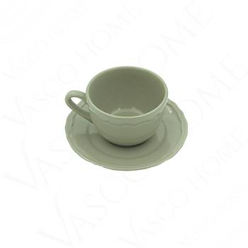 Toprak Rengi Çay Fincan Takýmý