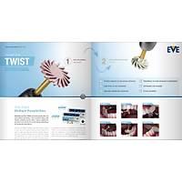 KURARAY MAJESTY - Dia Twist 6 lý Paket - Elmas Ýçerikli Özel Kompozit Parlatma Disk Seti