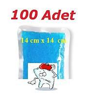 Termo Jel Sýcak Soðuk Kompres (14 Cm X 14 Cm ) 100 Ad. (KDV ve KARGO DAHÝL)