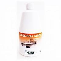 ANIOS Aniospray Quick 1lt 30 Saniyede Etkili Hýzlý Yüzey Dezenfektaný