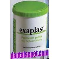 DETAX Exaplast Putty - Exaplast Silikon takým için 1. ölçü ( putty )