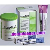 DETAX Exaplast C Tipi Silikon ölçü takým 1. Ölçü + 2. Ölçü + Aktivatör