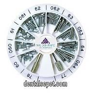 FKG Pivo Çivisi Titanyum Asorti 120 lik Post Core