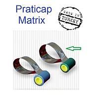 Praticap Matrix - Mavi - 50 Adet