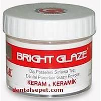Keram & Keramýk Brýght Glaze - Glaze Tozu 28,4 Gr.