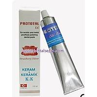 Keram & Keramýk Prototal I.C Akrilik Ve Metal Cilasý 100 Gr.