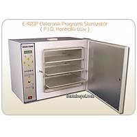 MEGA-TERM E420P Elektronik Programlý Sterilizatör 48 LT  ( KDV ve KARGO DAHÝL )