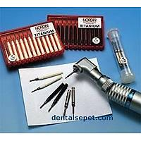 Nordin Titanyum Dentin Pimi / Dentin Pini 0,60 Mm ( Beyaz )