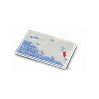 POLYDENTIA Stop-Card 100?Lük Kýrmýzý-Beyaz-Sarý-Yeþil-Siyah-Opak