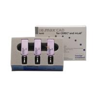 Ivoclar Vivadent IPS E-Max Cad for Cerec ve InLab Blok HT B40 L