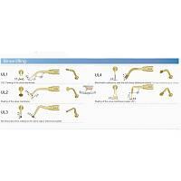 WOODPECKER / Mectron / Ems Ultrasurgery Endodonti Uçlarý
