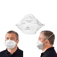 3M FFP2 ( N95 i karþýlar) - Ventilsiz Yüksek Solunum Koruyucu Maske ( 15 Adet )