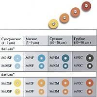 3M Sof-Lex Disk Yedeði (Çap ve Detay seçiniz)  Sipariþ Üzerine Tedarik Edilmektedir.