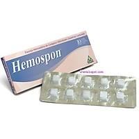 TECHNEW HEMOSPON ( 50 lik )