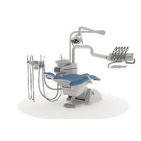 CASTELLINI Skema 5 Comfort Dental Ünit (Askýlý/Kamçýlý)