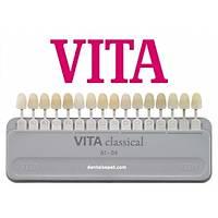 Vita Klasik Skala A1 Ve D4 Arasi 16 Renk