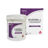 PRESIDENT - Durosil L Silikonlu 1.Ölçü Maddesi 1600 gr (Katalizörsüz)