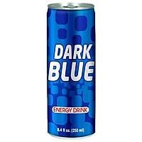 DARK BLUE ENERJÝ ÝÇECEÐÝ 250 ML 24 ADET