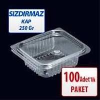 SIZDIRMAZ KAP 250 CC 100 LÜ