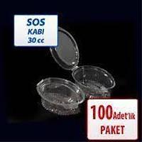 ÖZGE SOS KABI 30 CC 100 LÜ