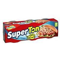 SUPER FRESH TON BALIÐI 3 X 80 GR