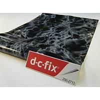 D-c-fix 200-2713 Siyah Mermer Kendinden Yapýþkanlý Folyo