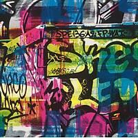 Kids & Teens II 291506 Graffiti Model Duvar Kaðýdý
