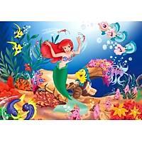 DL 4146 Denizkýzý Çocuk Odasý Duvar Posteri
