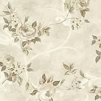 Harmony 145-A Çiçek Görünümlü Duvar Kaðýdý