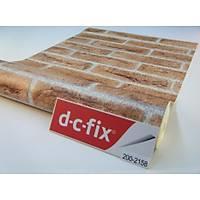 D-c-fix 200-2158 Tuğla Desen Yapışkanlı Folyo