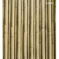 Natural Design 61041 Ahþap Bambu Desen Duvar Kaðýdý