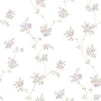 Floral Themes G23243 Çiçek Desenli Ýthal Duvar Kaðýdý