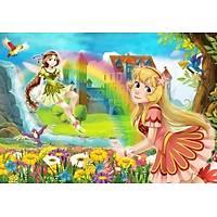 DL 4095 Çocuk Odasý Duvar Posteri