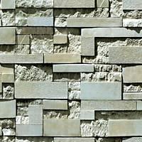 Elemental 42003-2 3D Taþ Görünümlü Duvar Kaðýdý